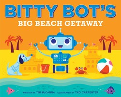 Bitty Bot's Big Beach Getaway