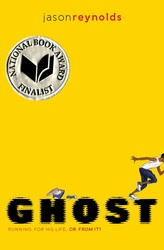 Ghost book by jason reynolds official publisher page simon ghost fandeluxe Image collections