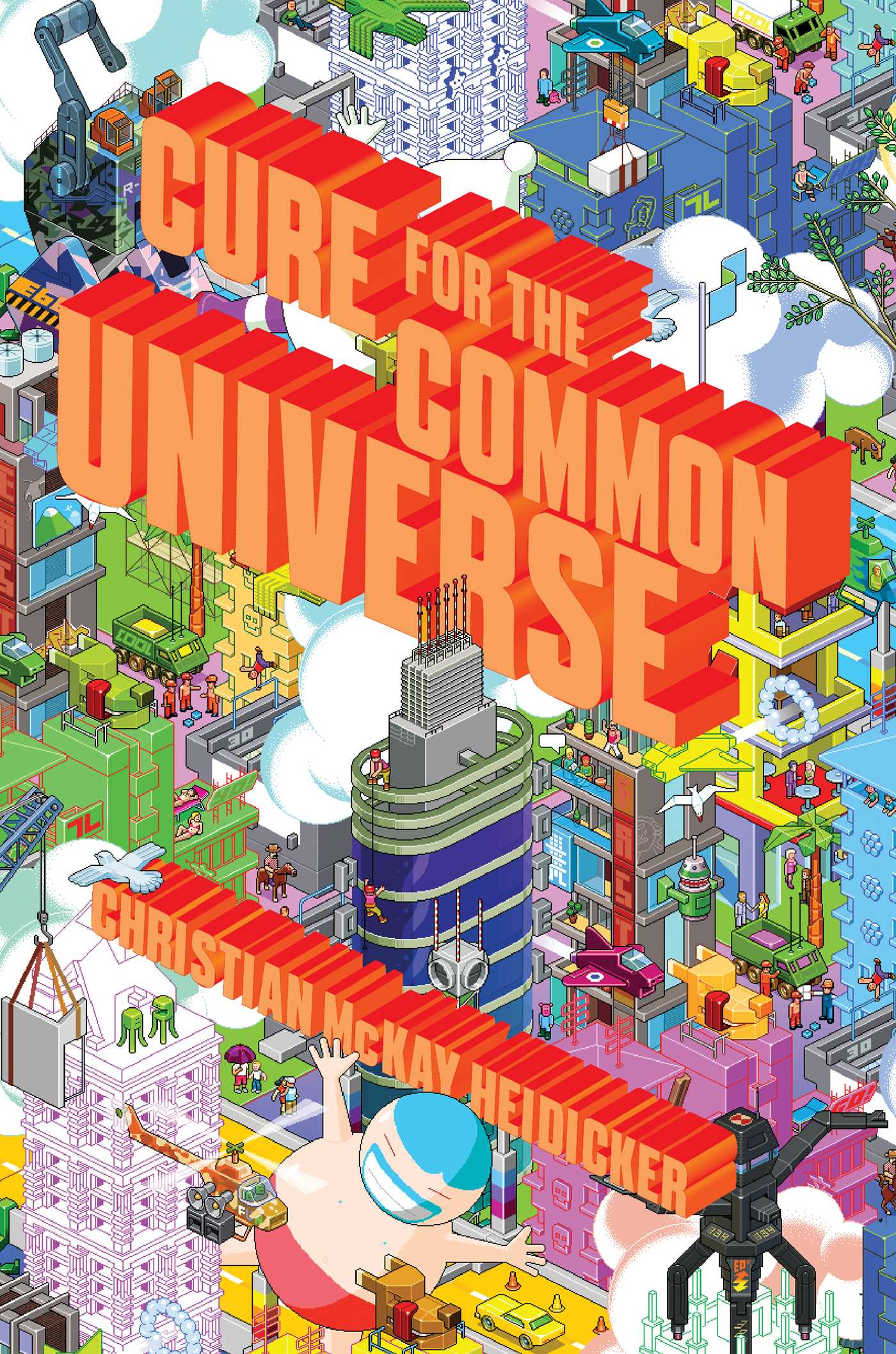 Cure for the common universe 9781481450270 hr