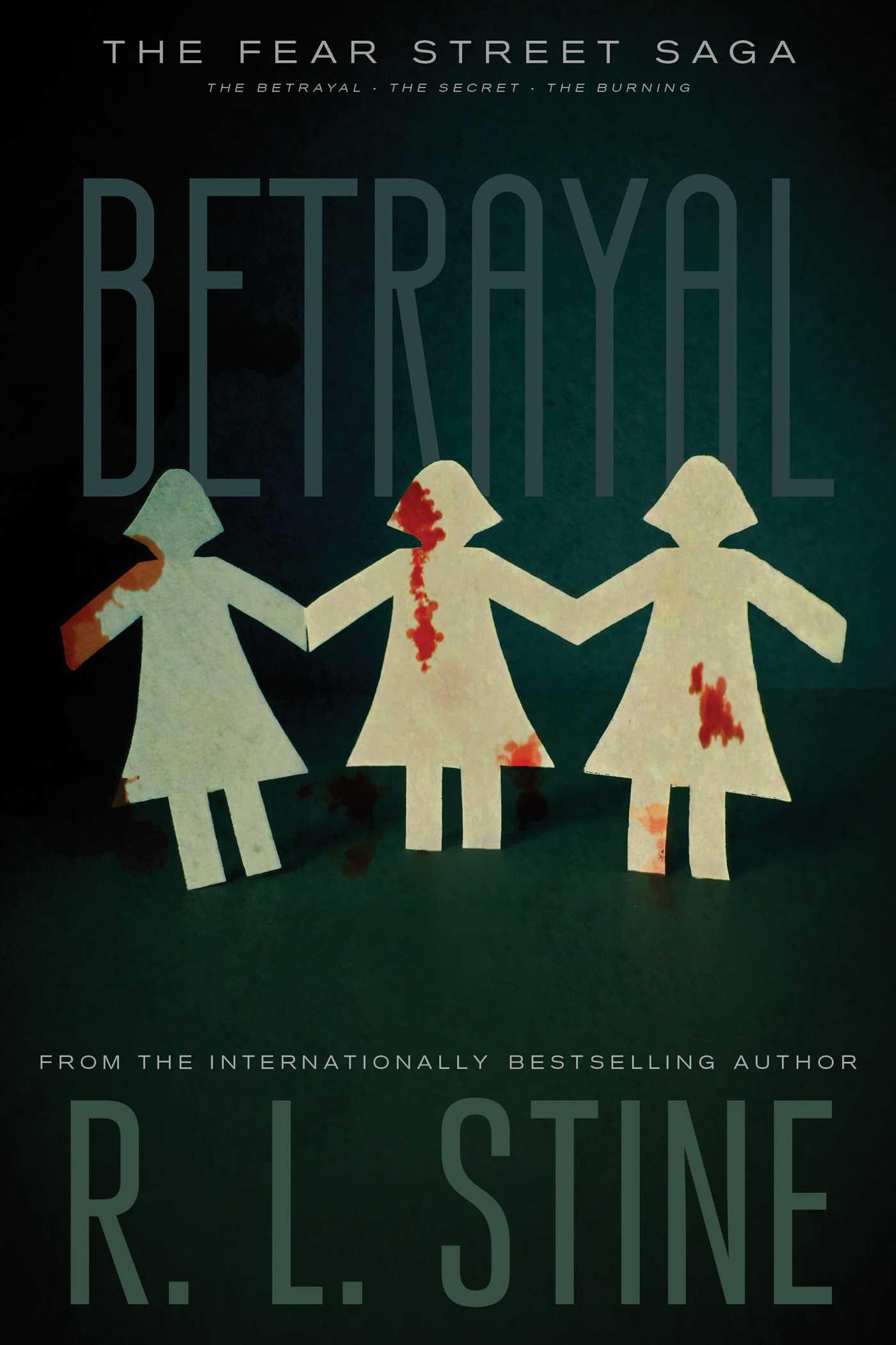 Betrayal 9781481450416 hr