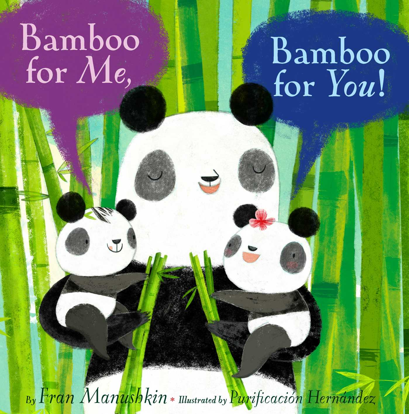 Bamboo for me bamboo for you 9781481450638 hr
