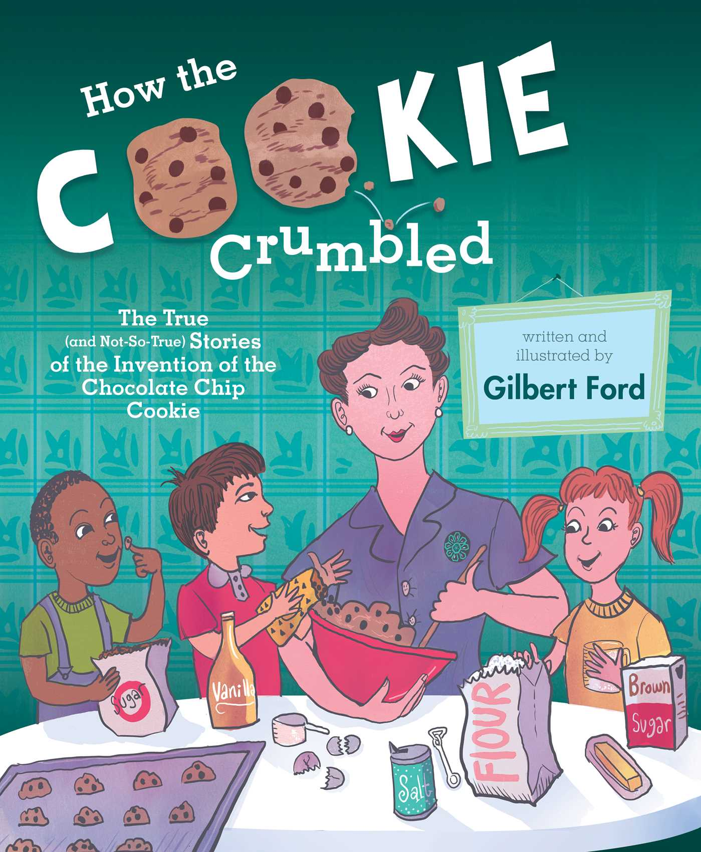 How the cookie crumbled 9781481450676 hr