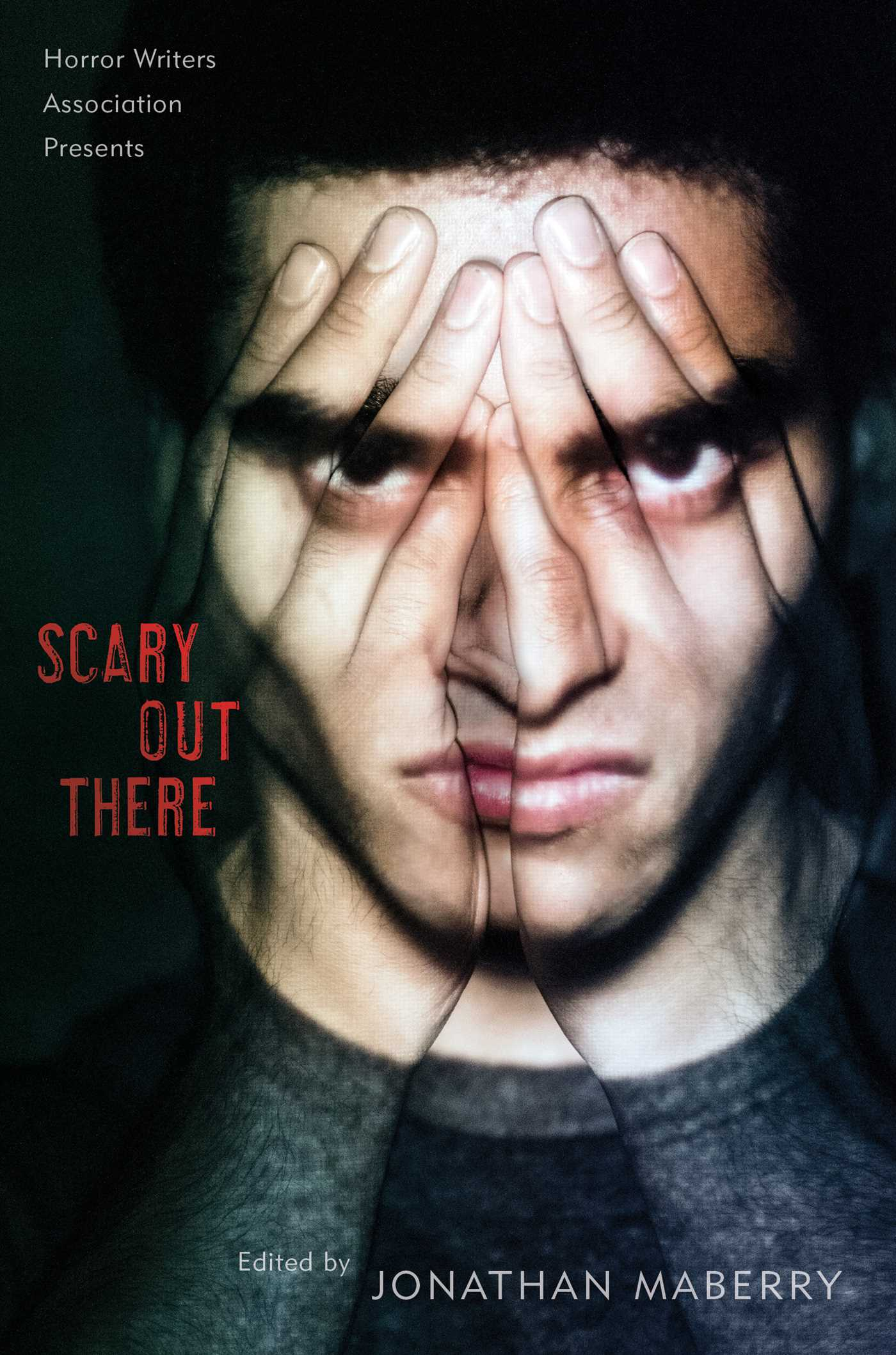 Scary out there 9781481450713 hr