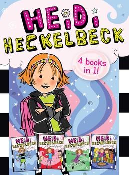 Heidi Heckelbeck 4 Books in 1!