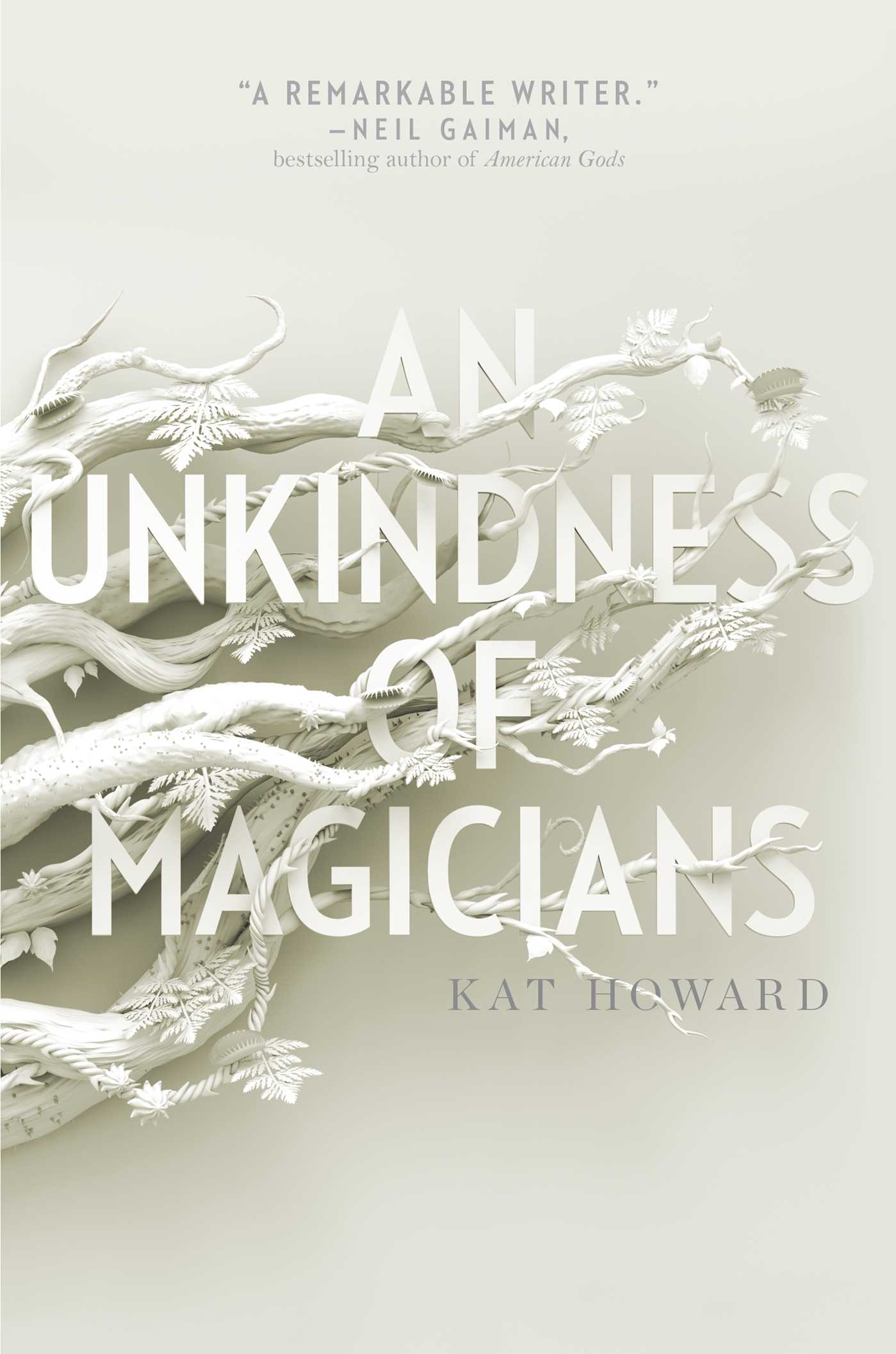 An unkindness of magicians 9781481451192 hr