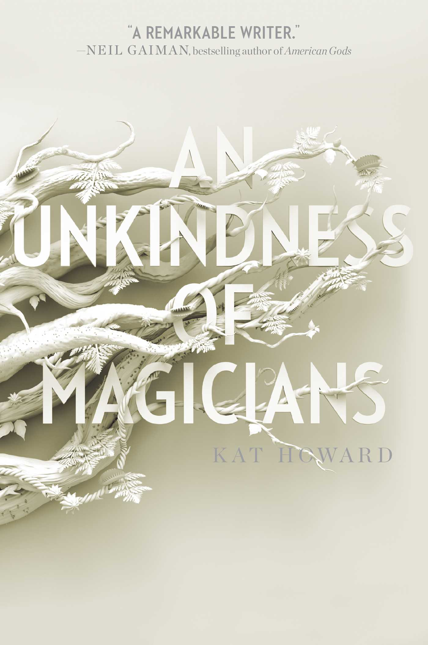 An unkindness of magicians 9781481451208 hr