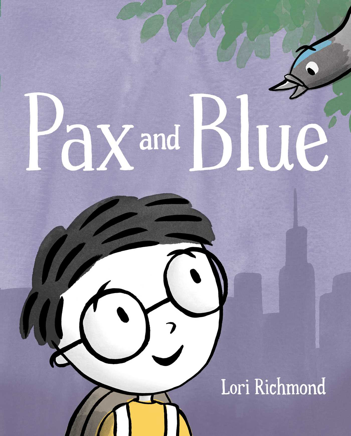 Pax and blue 9781481451338 hr