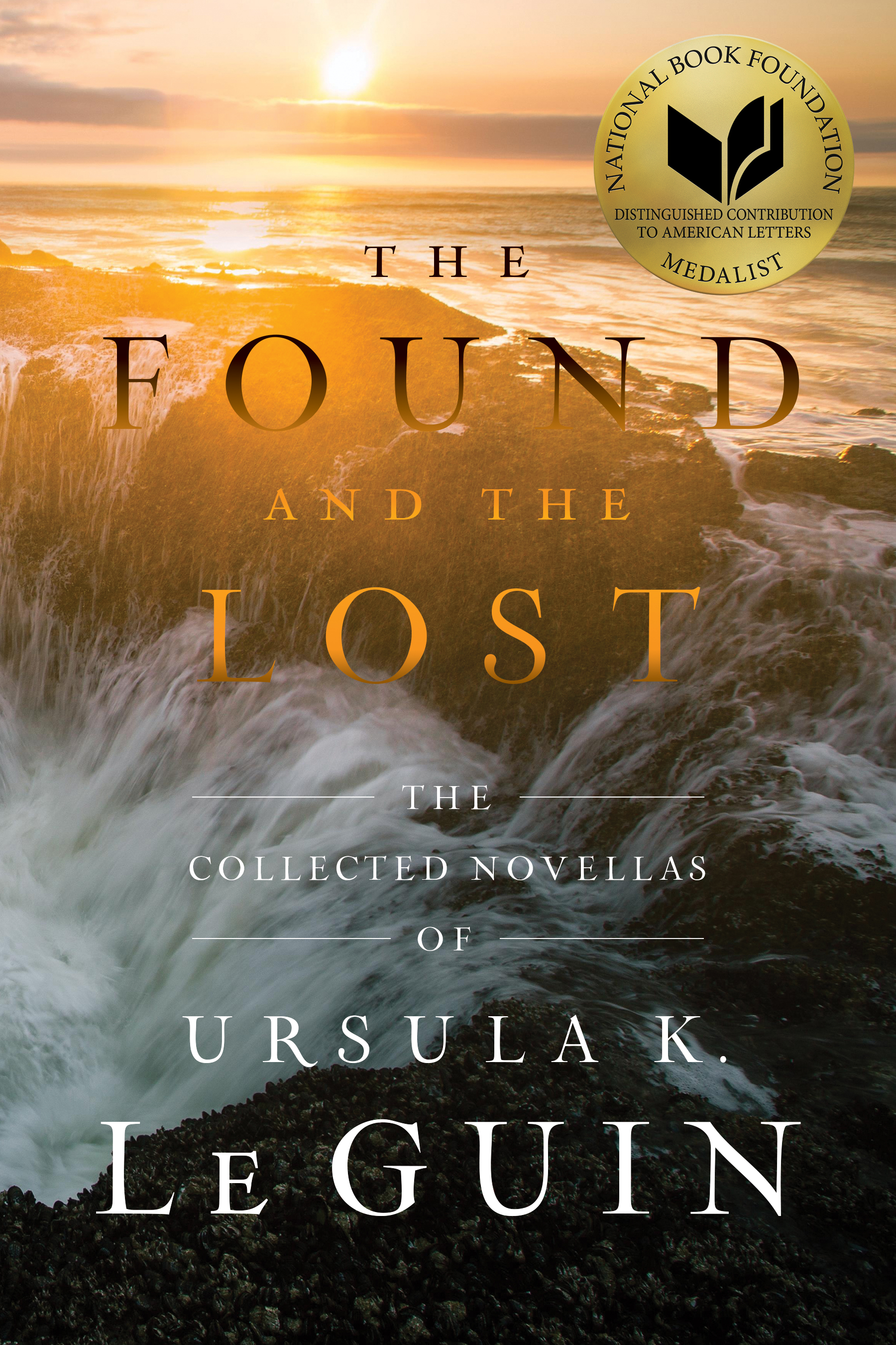The found and the lost 9781481451413 hr