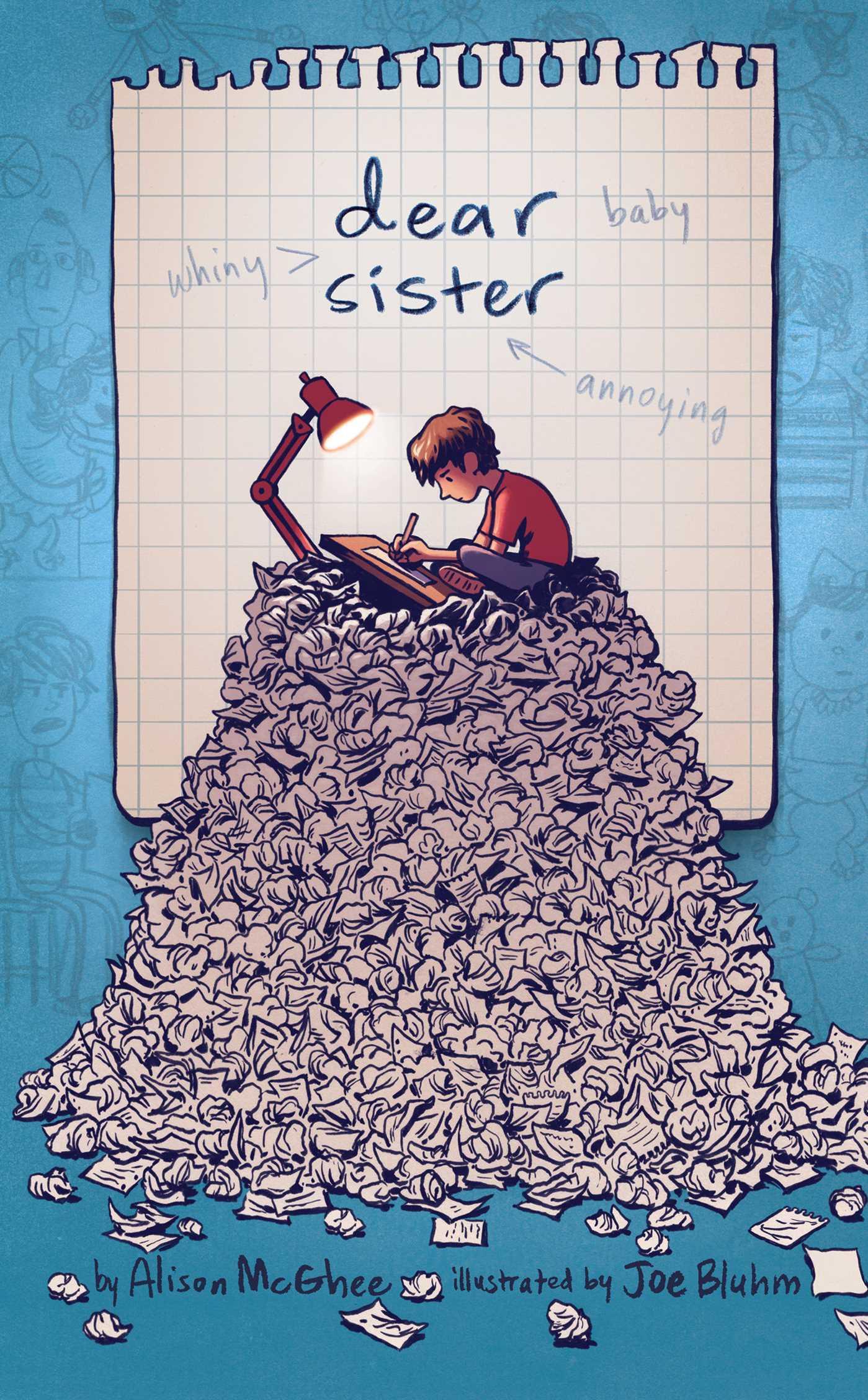 Dear sister 9781481451420 hr
