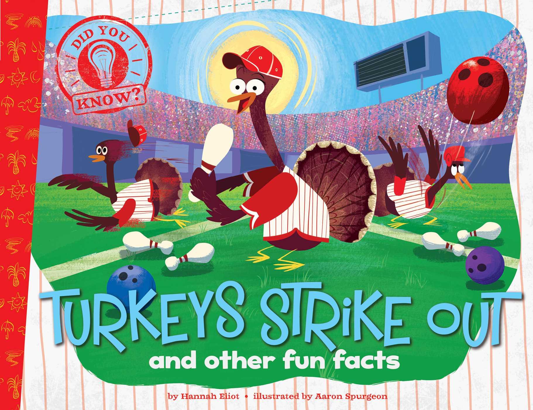 turkeys on strike writing a book