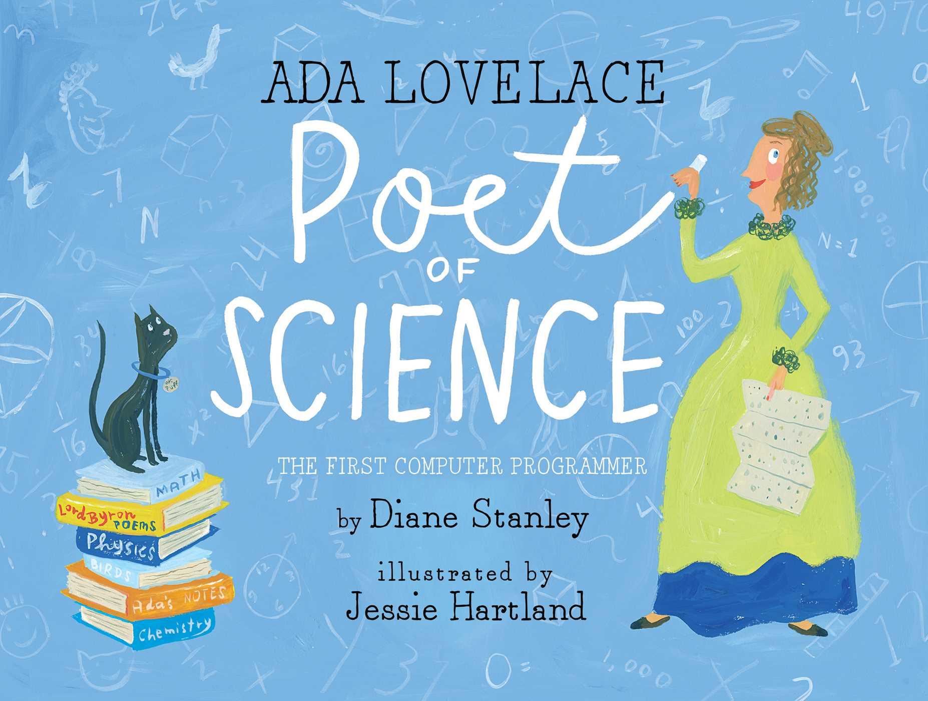Ada lovelace poet of science 9781481452496 hr