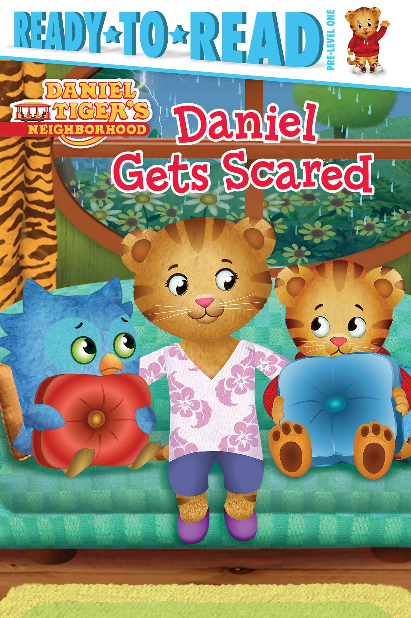 Daniel gets scared 9781481452571 hr