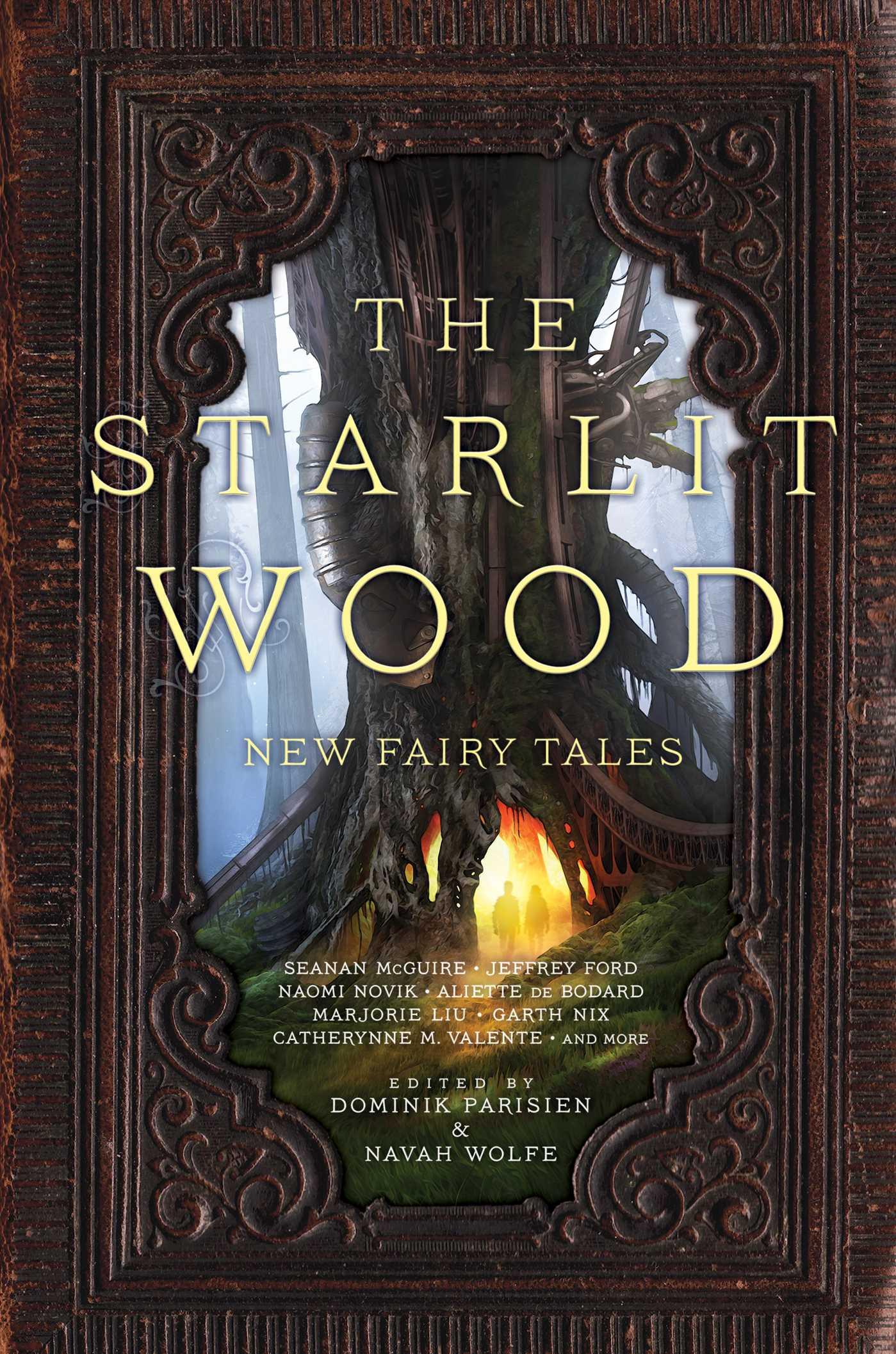 The starlit wood 9781481456128 hr