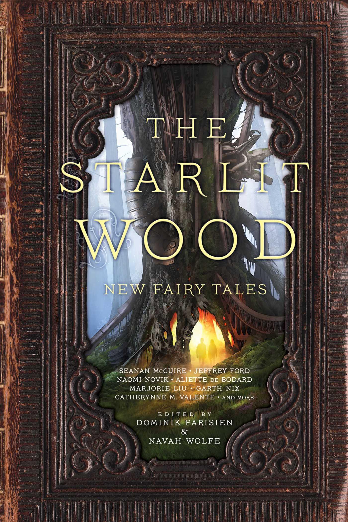 The starlit wood 9781481456135 hr