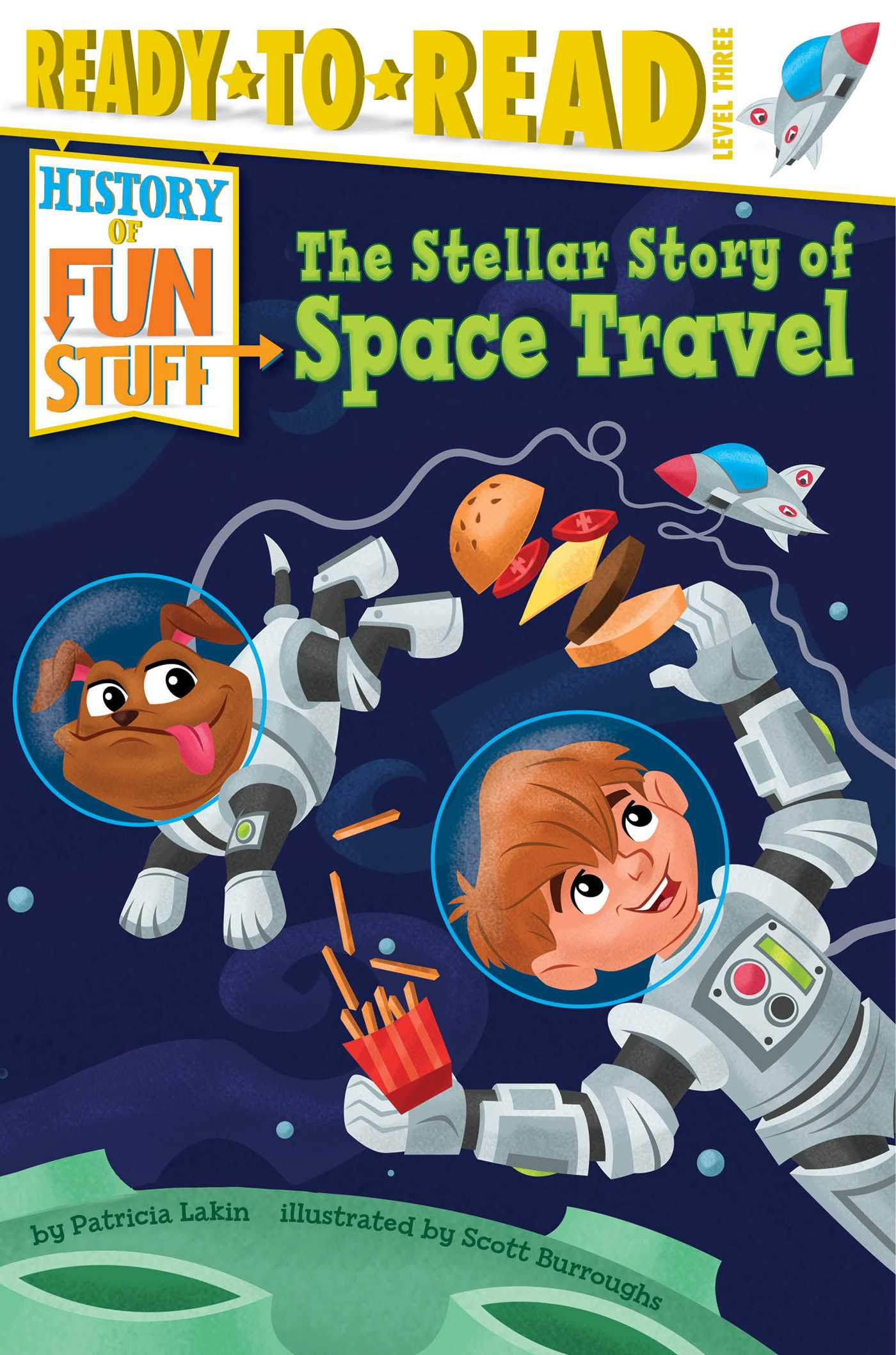 The stellar story of space travel 9781481456234 hr