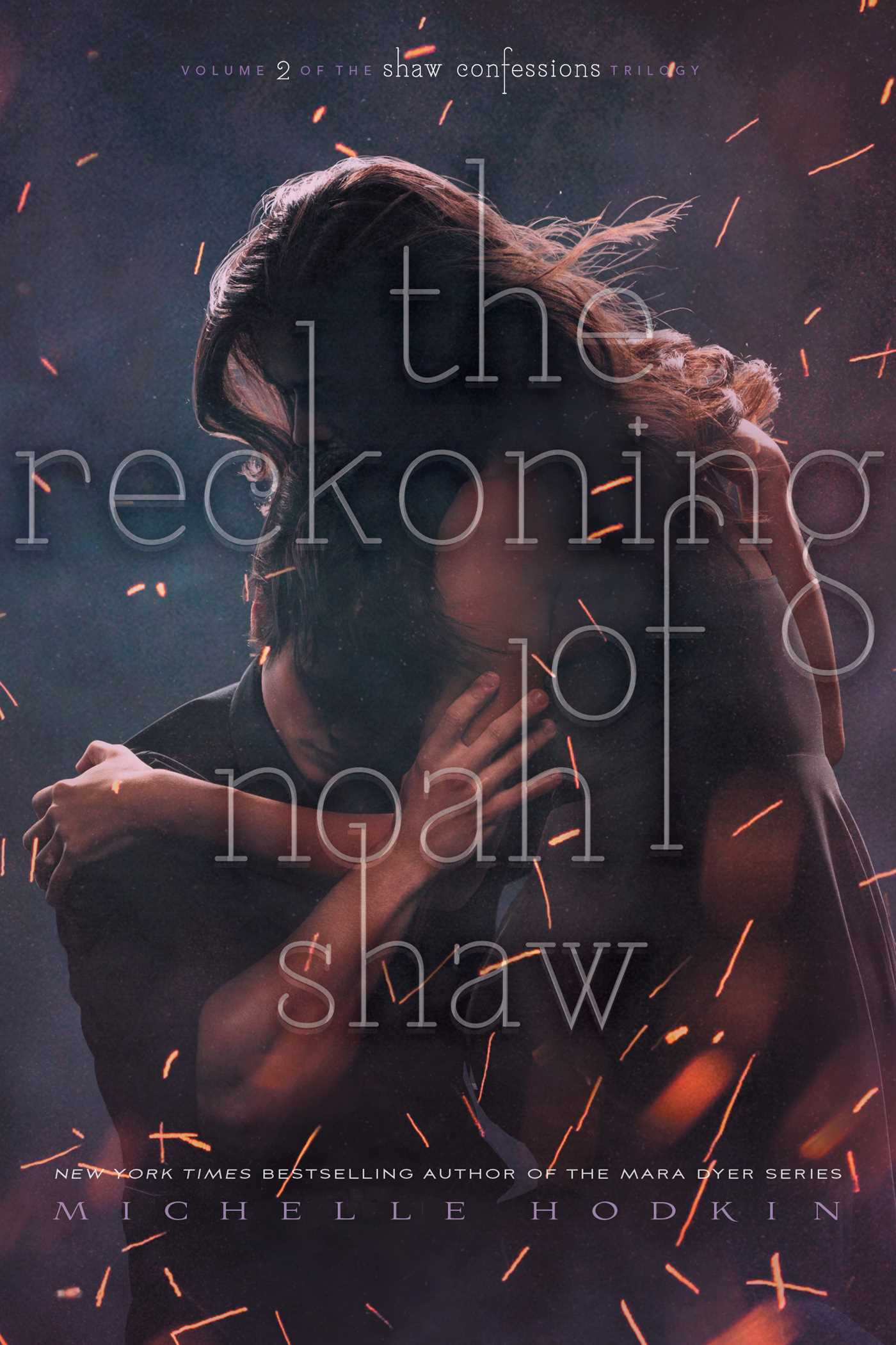 Image result for the reckoning of noah shaw cover