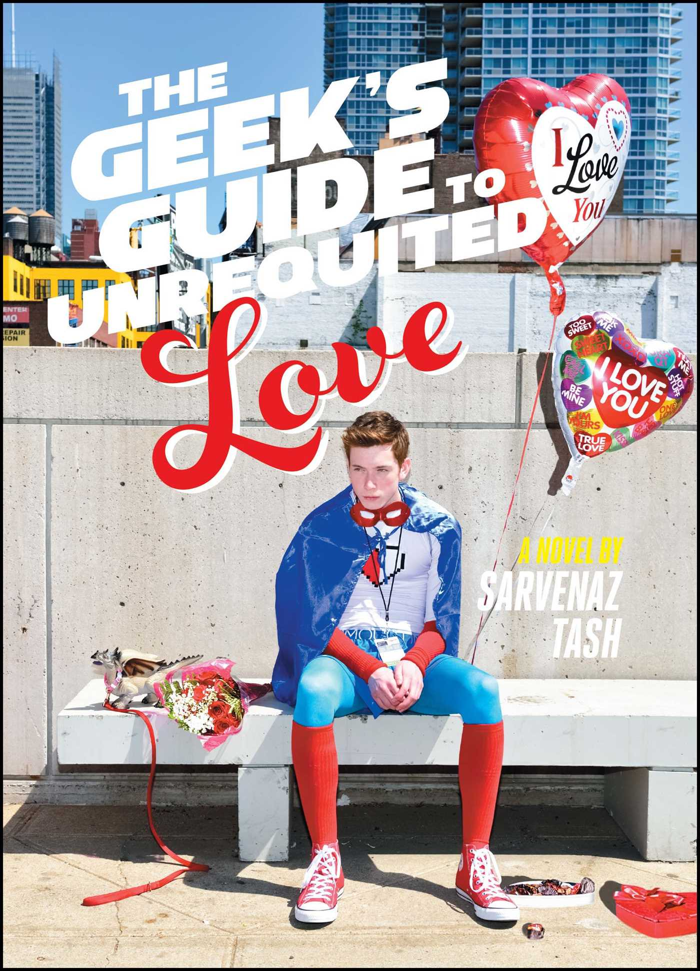 The geeks guide to unrequited love 9781481456531 hr