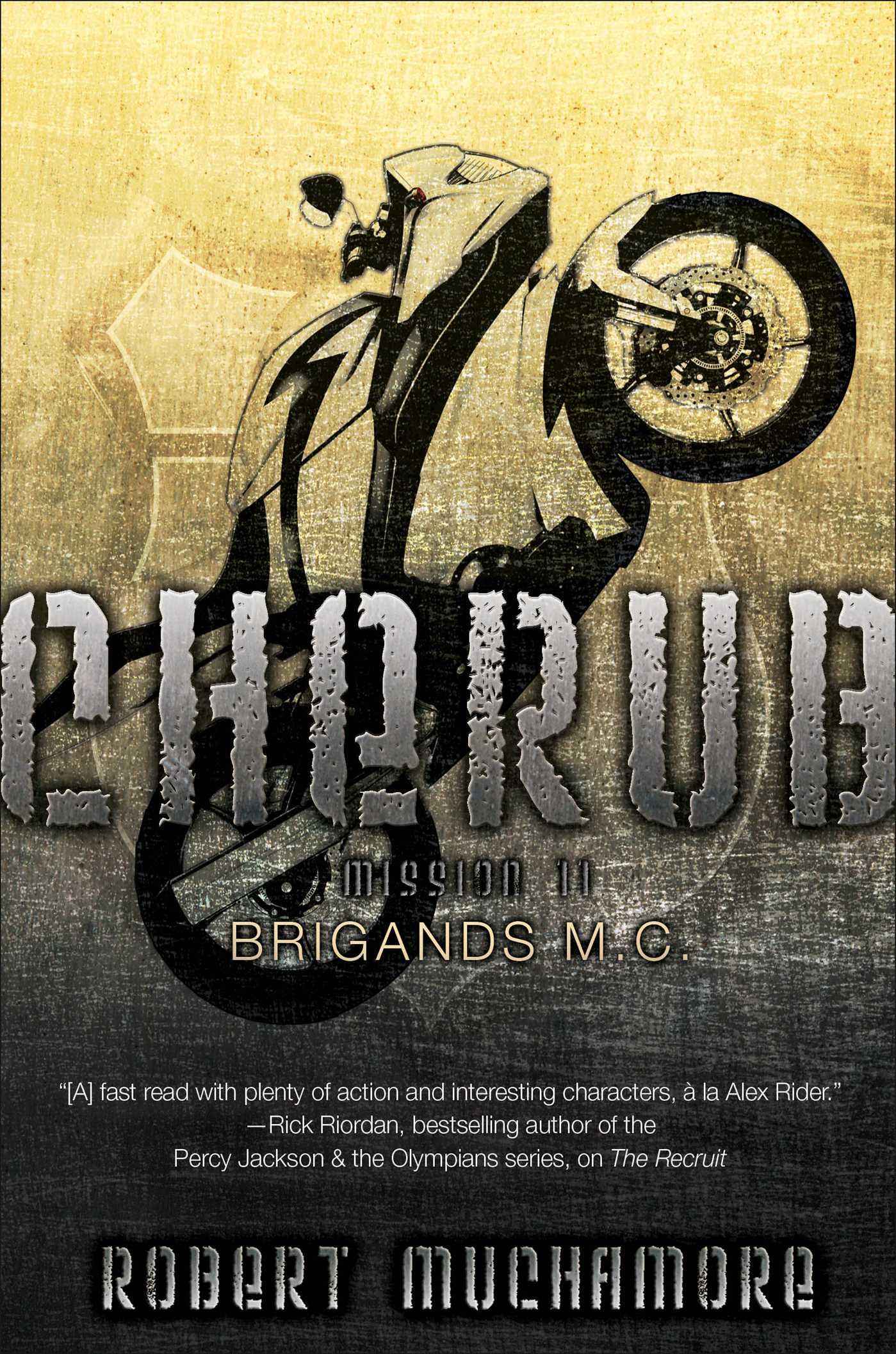 Brigands m c 9781481456722 hr