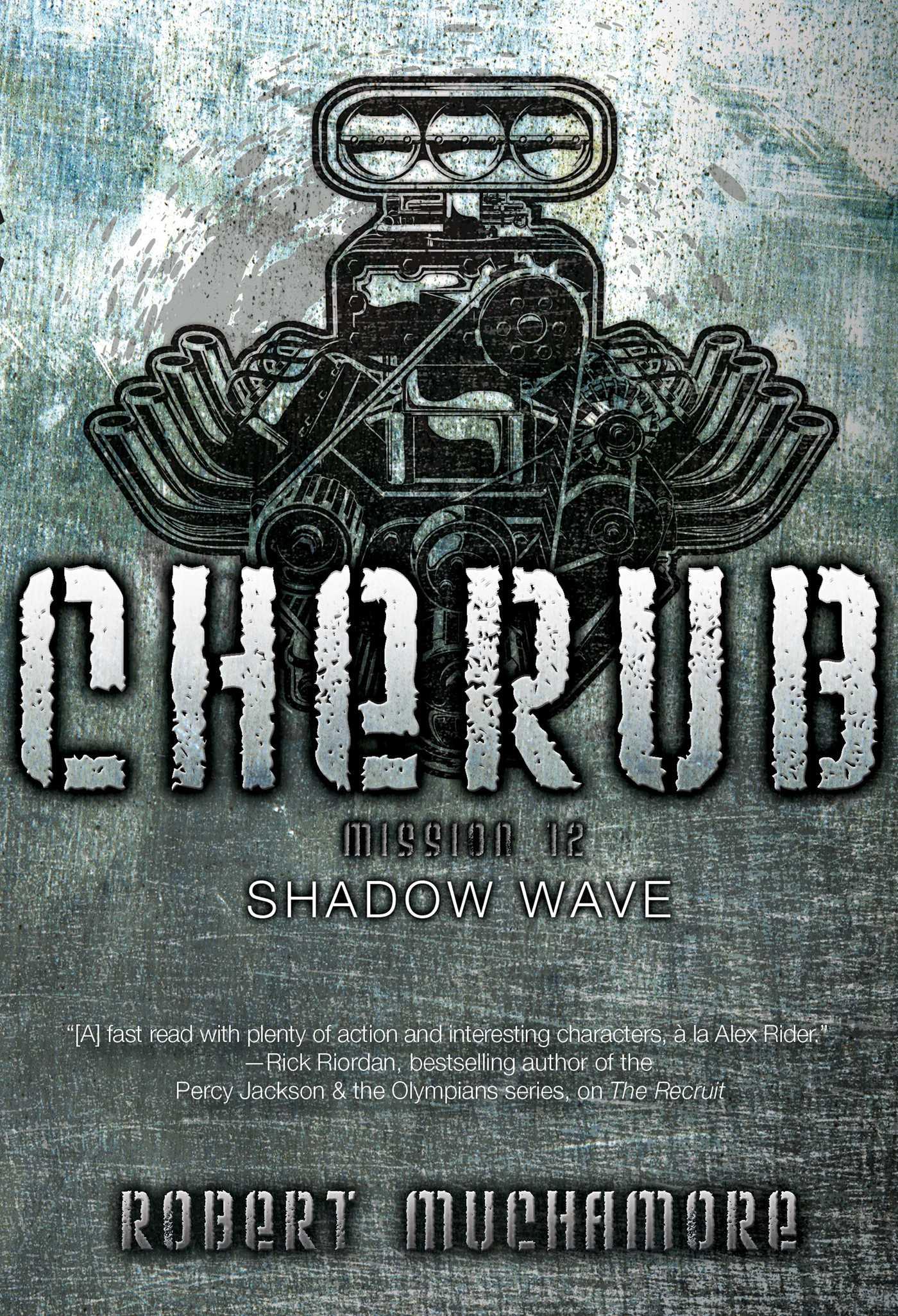 Shadow wave 9781481456753 hr