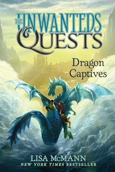 Dragon Captives | Book by Lisa McMann | Official Publisher Page