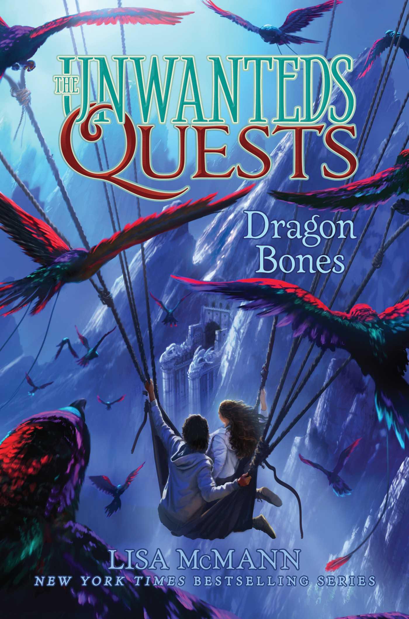 Dragon bones 9781481456845 hr