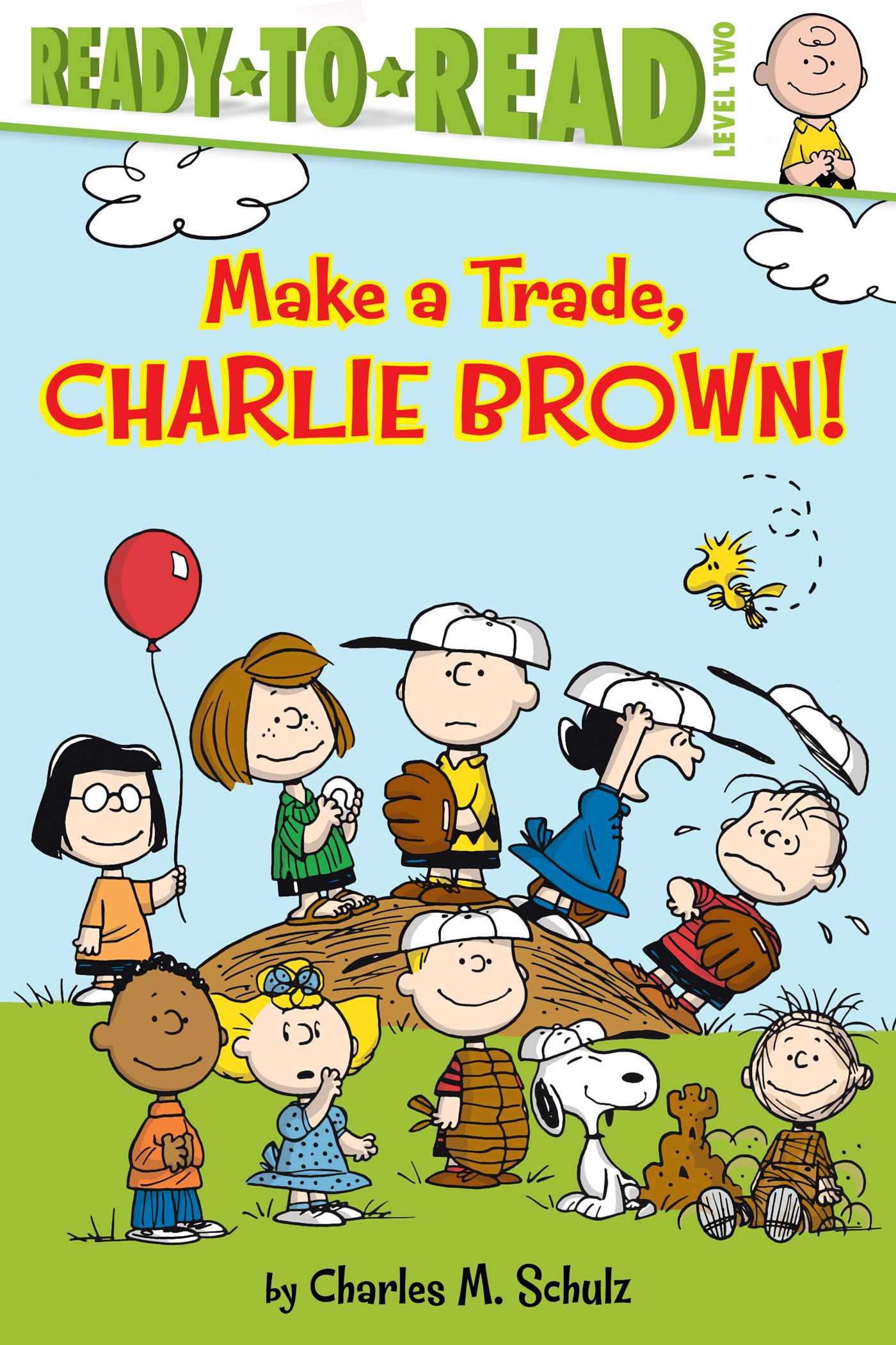 Make a trade charlie brown 9781481456876 hr