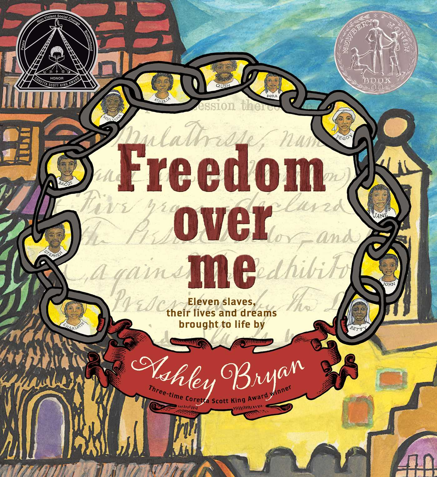 Freedom over me 9781481456906 hr