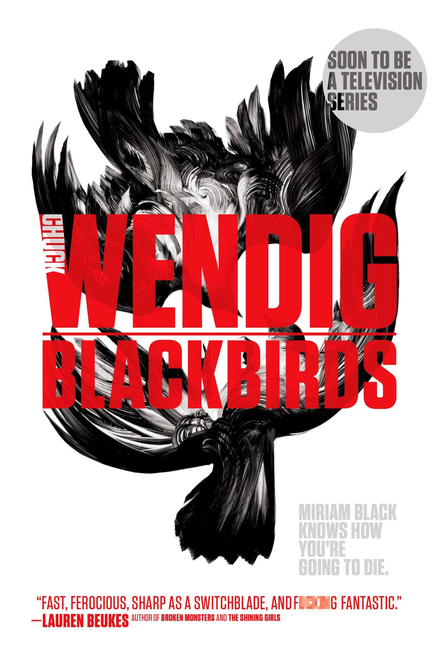 Blackbirds 9781481456999 hr