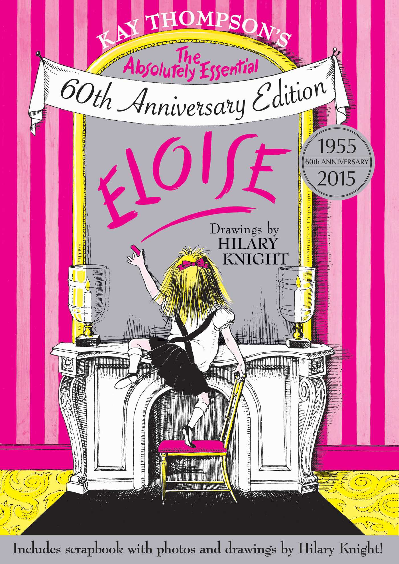 Eloise Book By Kay Thompson Hilary Knight Official