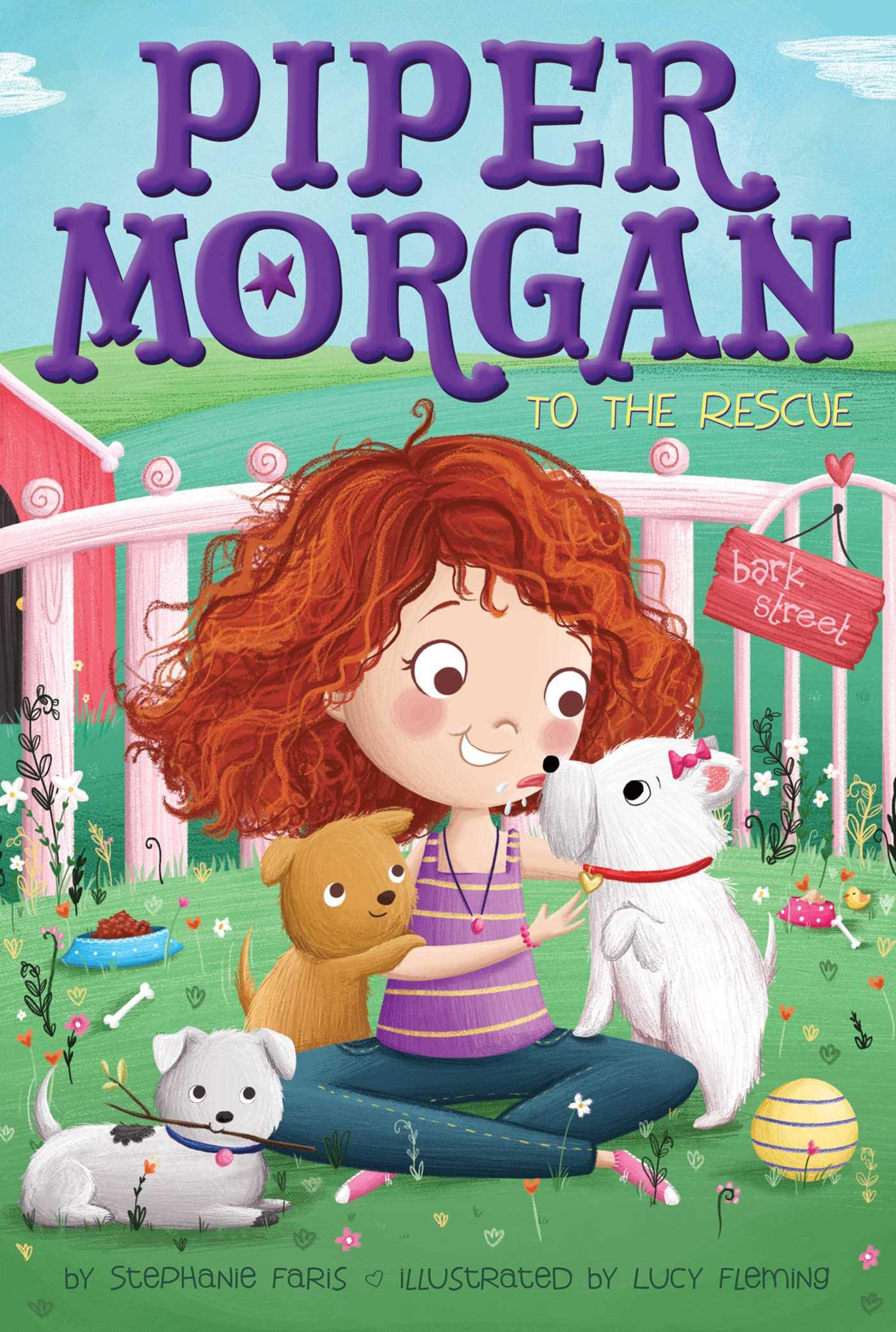 Piper morgan to the rescue 9781481457149 hr