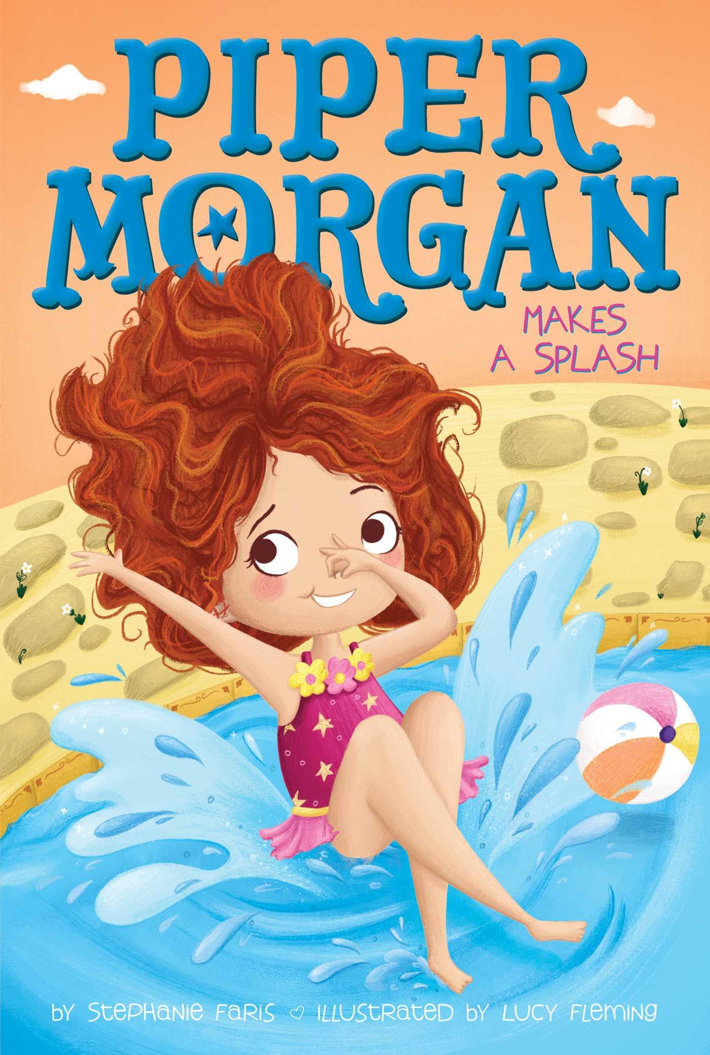 Piper morgan makes a splash 9781481457170 hr