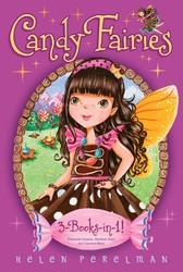 Candy Fairies 3-Books-in-1!