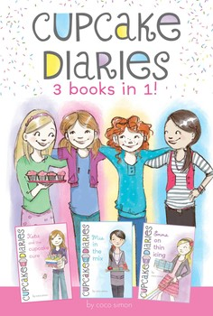 Cupcake Diaries Books By Coco Simon From Simon Amp Schuster