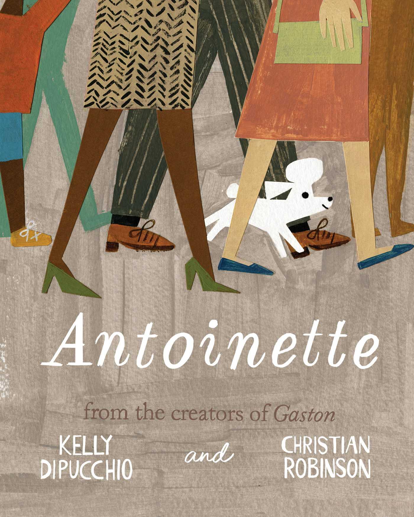Antoinette 9781481457835 hr