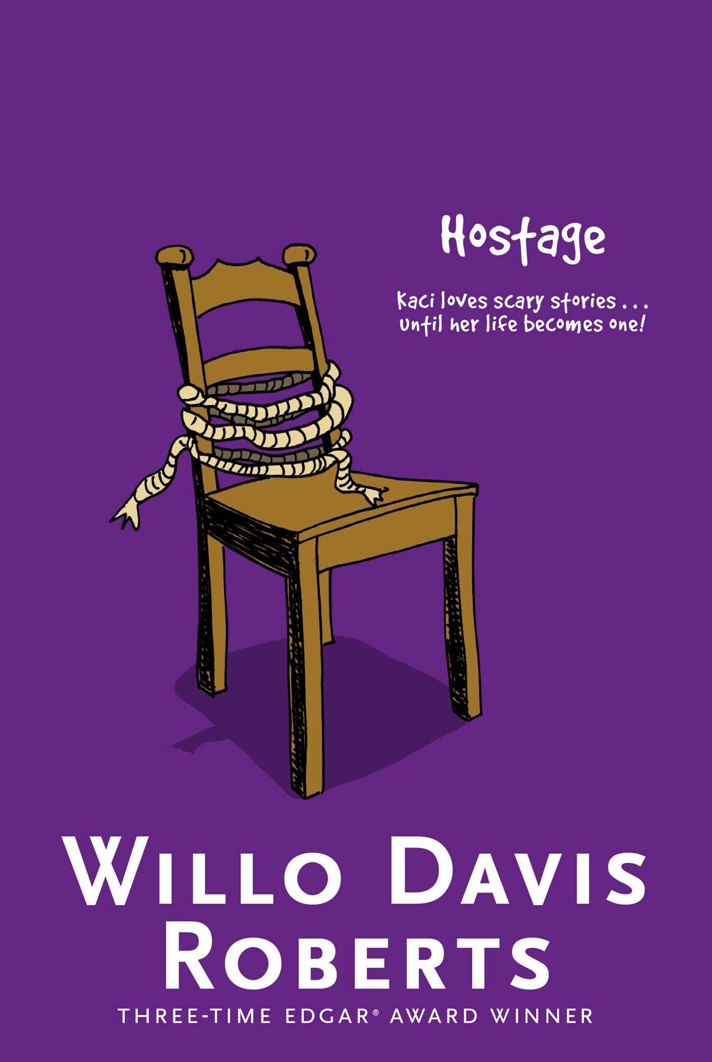Hostage Book by Willo Davis Roberts
