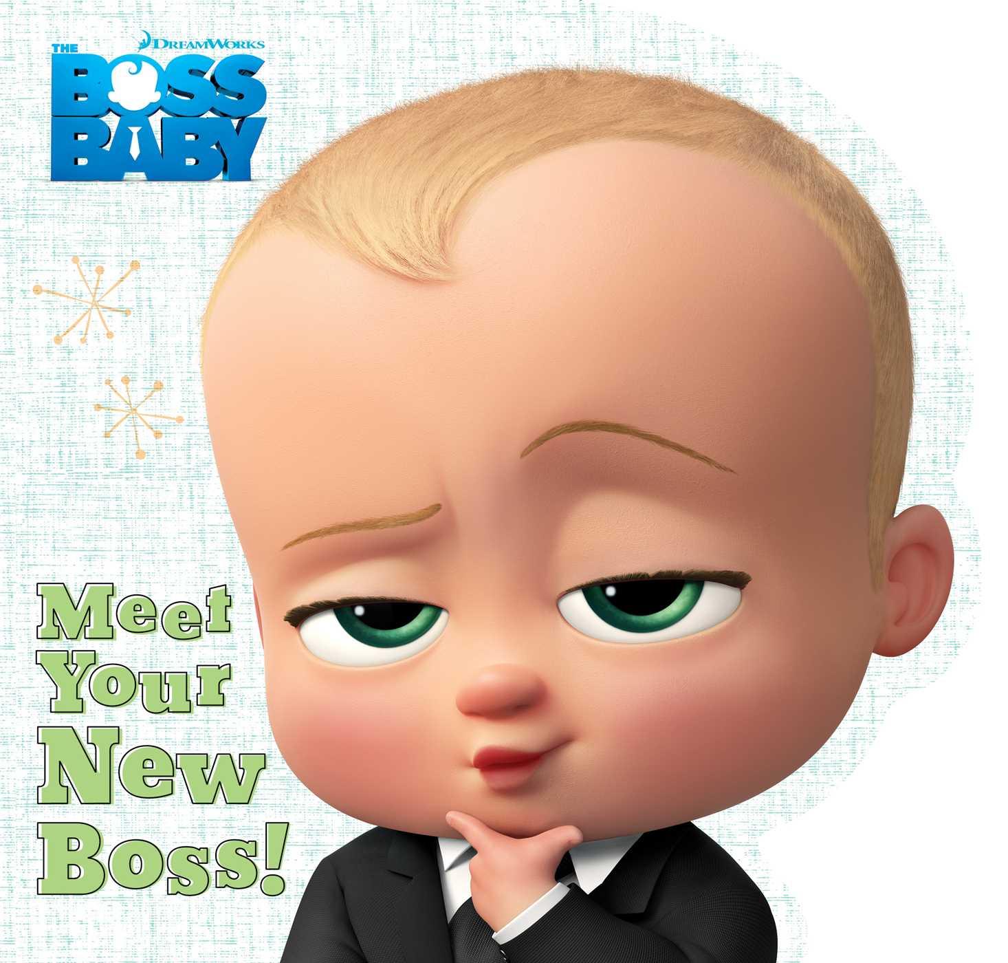 Meet your new boss 9781481457927 hr
