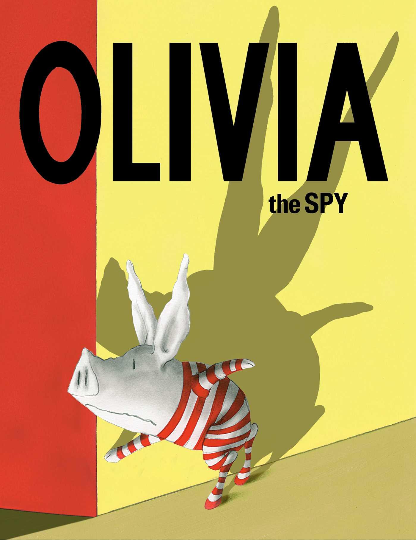 Olivia the spy 9781481457958 hr
