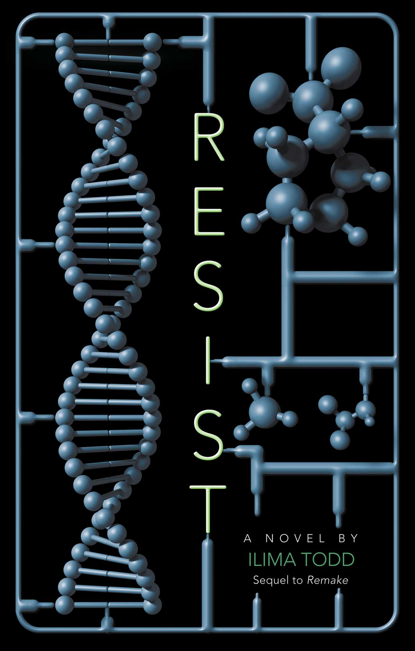 Resist 9781481458108 hr