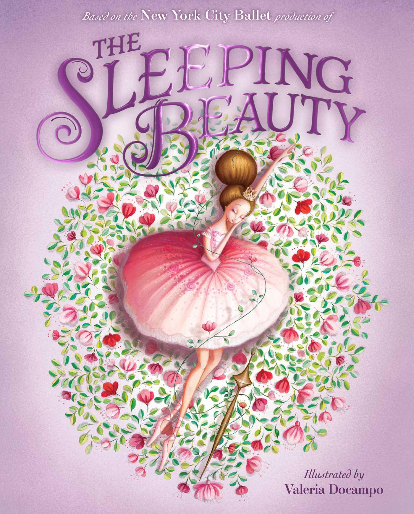 The sleeping beauty 9781481458313 hr