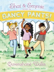 Shai & Emmie Star in Dancy Pants!