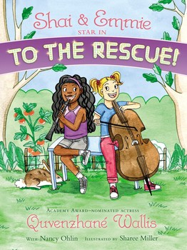 Shai & Emmie Star in To the Rescue!