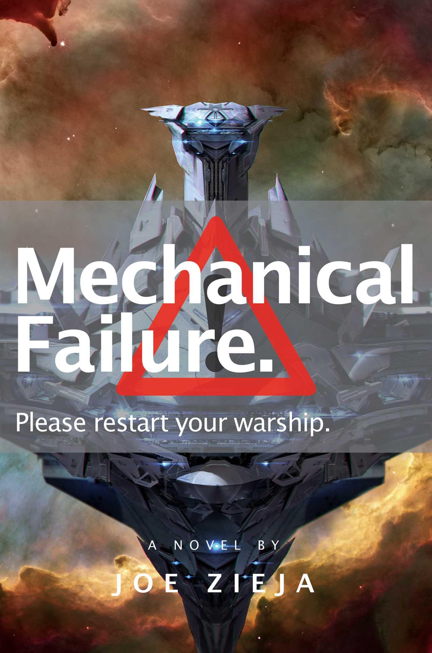 Mechanical failure 9781481459273 hr