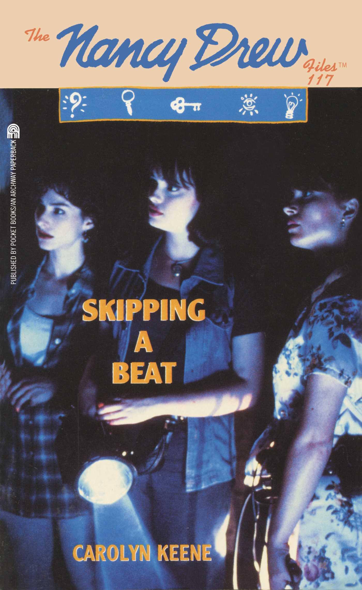 Skipping a beat 9781481459877 hr