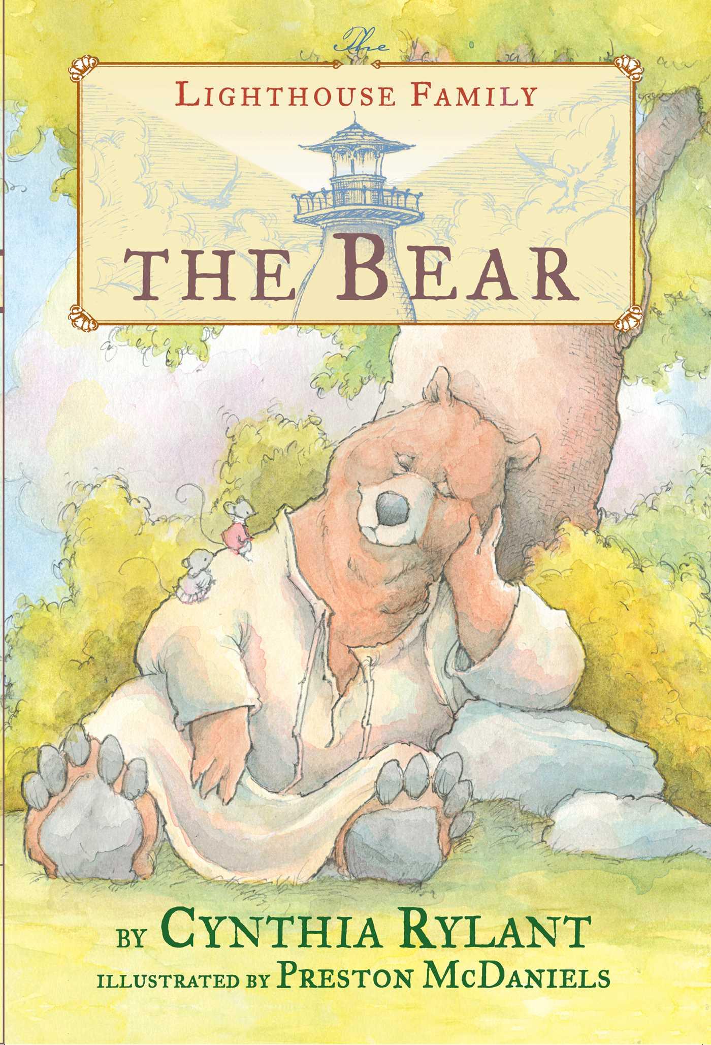 The bear 9781481460286 hr