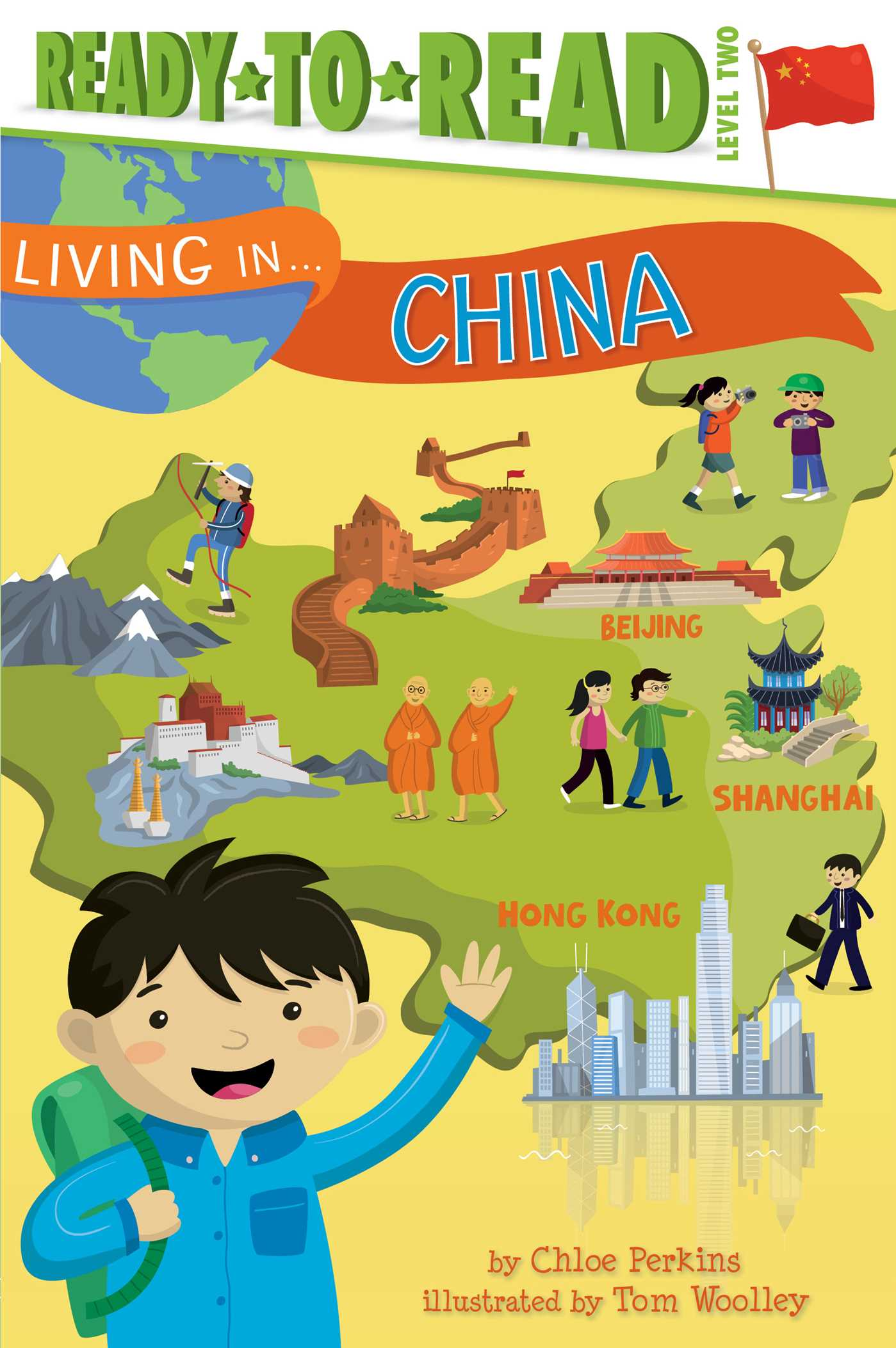 Living in china 9781481460477 hr