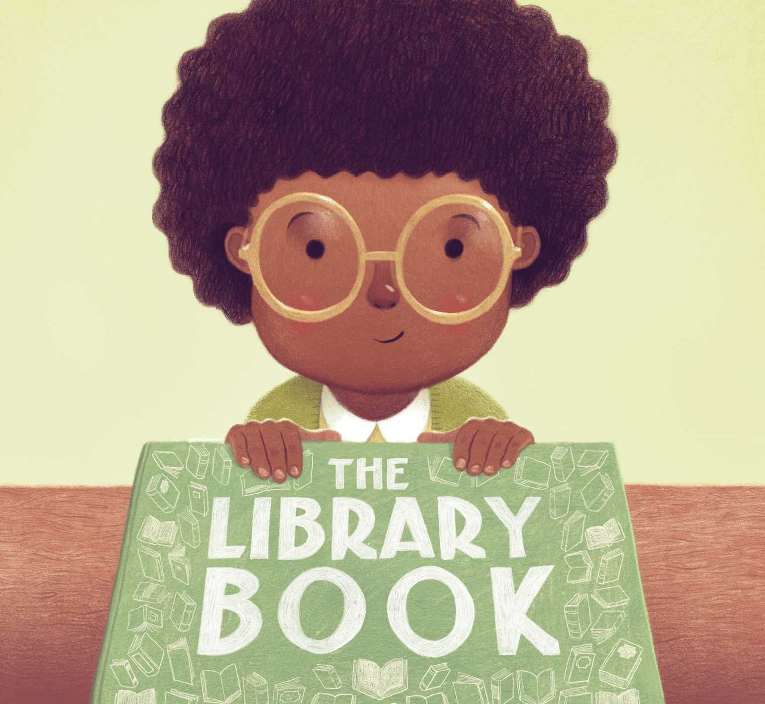 The library book 9781481460927 hr
