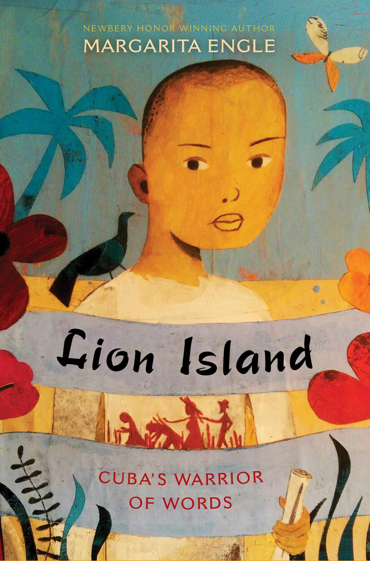 Lion island 9781481461122 hr