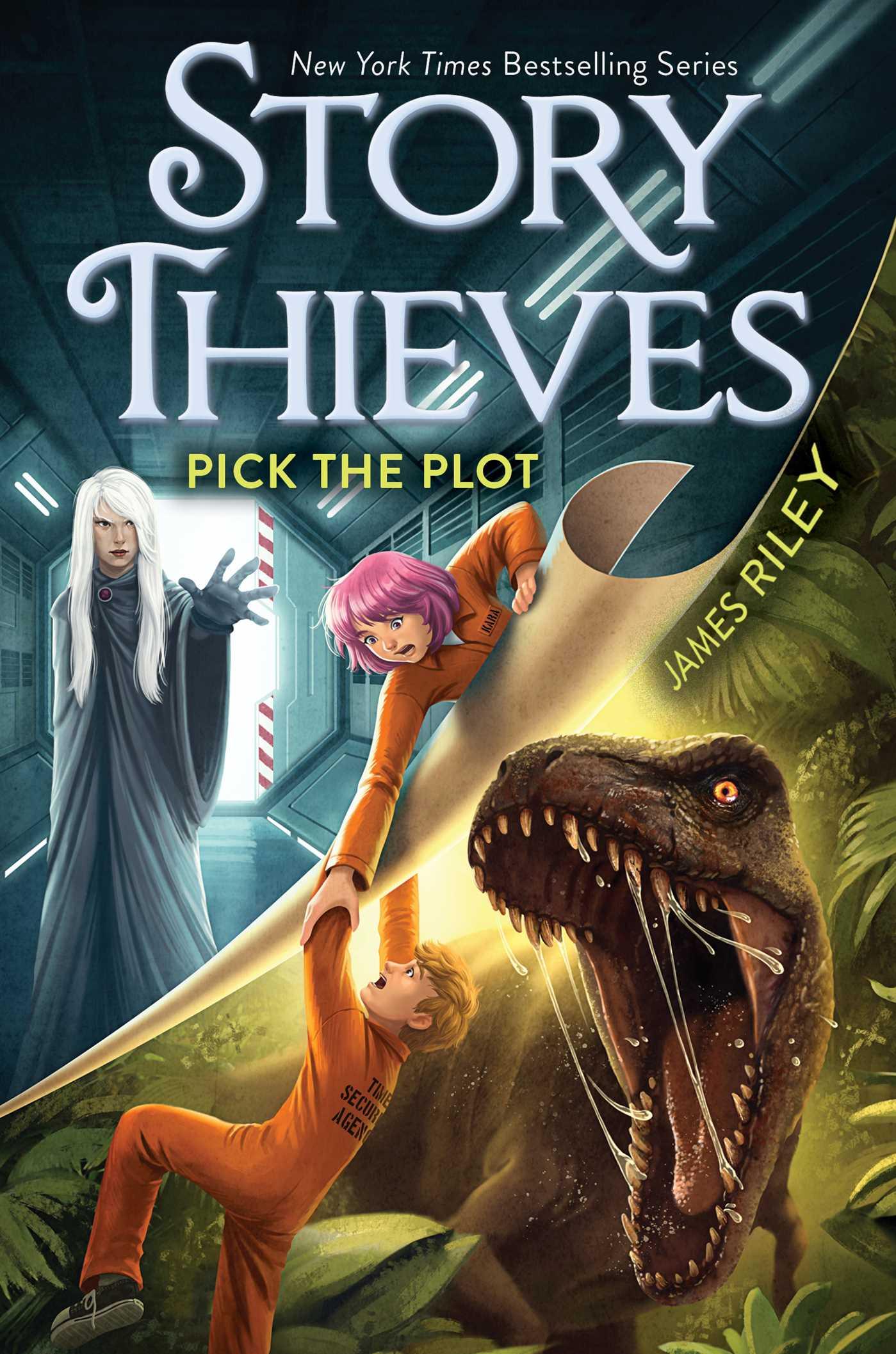 Pick the plot 9781481461283 hr