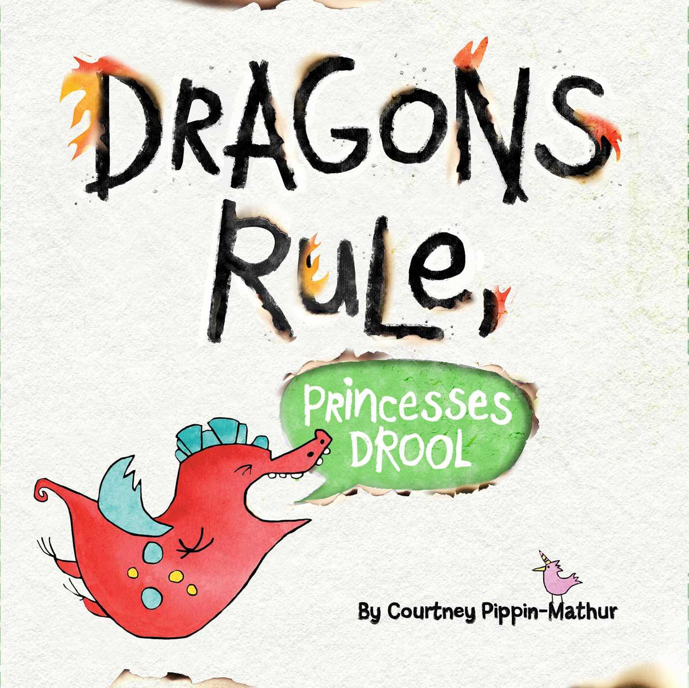 Dragons rule princesses drool 9781481461399 hr