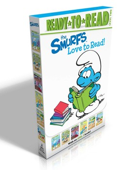 The Smurfs Love to Read!